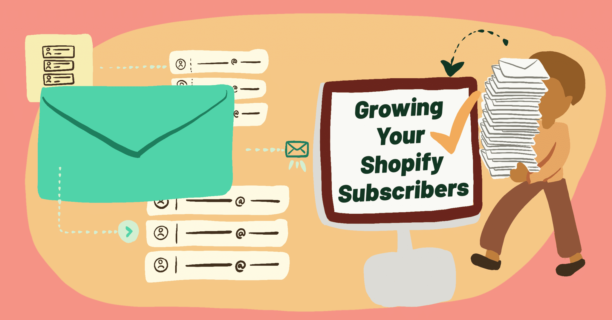 10 Awesome Ways to Grow Your Shopify Email List