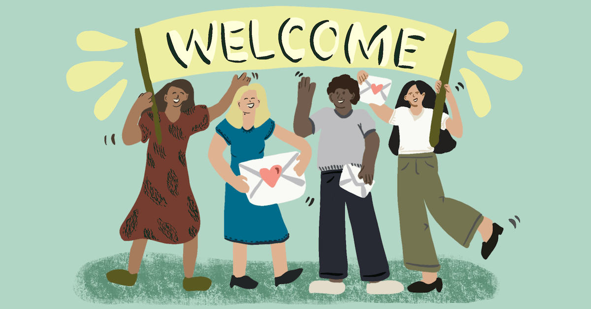 How to Write Great Welcome Emails (and 3 Amazing Examples)